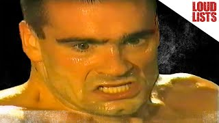 15 Unforgettable <b>Henry Rollins</b> Vs Everyone Moments