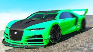 NEW $2.700.000 FASTEST CAR EVER! (GTA 5 DLC)