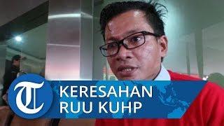Jokowi Minta Tunda Pengesahan RUU KUHP, Usman Hamid: Harusnya Disadari sebelum Masyarakat Resah