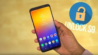 How to Unlock Samsung Galaxy S9/S9+ ANY CARRIER & COUNTRY! (Sim Unlock)