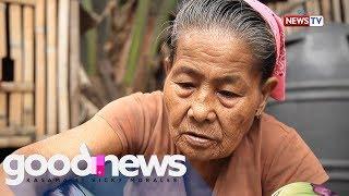Good News: Social Experiment: Pagkain para kay Nanay