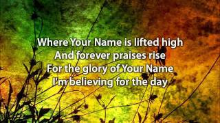 You Hold Me Now - Hillsong United (with lyrics)