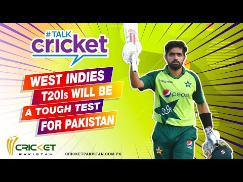 West Indies T20Is will be a tough test for Pakistan