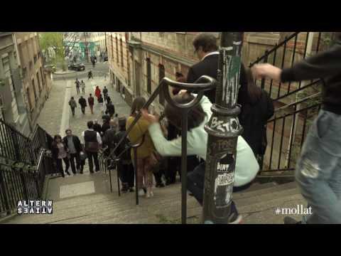 Stéphanie Lombard - Guide du street art à Paris