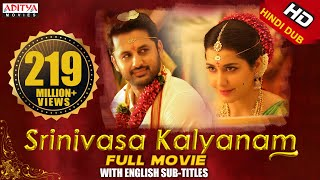 Srinivasa Kalyanam New Released Full HD Hindi Dubbed Movie 2019| Nithiin,Rashi khanna,Nandita swetha - Download this Video in MP3, M4A, WEBM, MP4, 3GP