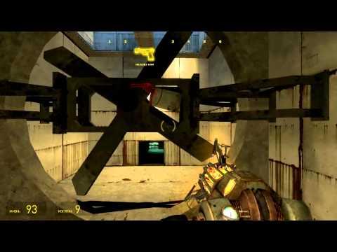 Прохождение Half-Life 2. Глава 9: Нова Проспект