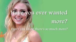 AnnaSophia Robb - Keep Your Mind Wide Open w/ lyrics