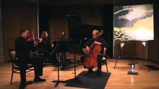 Brahms: Piano Trio op. 87 - I. Andante Con Moto