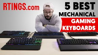 Video: The 5 Best Mechanical Gaming Keyboards (2021)