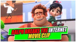 Wreck It Ralph 2 Sugar Rush Unpluged || MOVIE CLIP