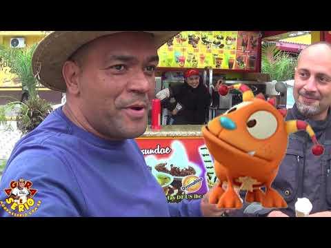 Gerson da Prefeitura ensina como chupar uma Casquinha