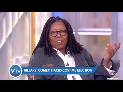 Panel Discusses Hillary's Failed Campaign - The View