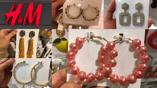 H&M 2020 EARRINGS ACCESSORIES   H&M 2020 ACCESSORIES   H&M WOMENS JEWELRY   H&M FASHION ACCESSORIES