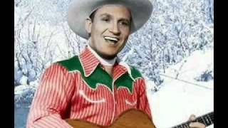 Gene Autry country christmas song - Up On The House Top