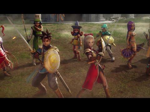 Trailer de DRAGON QUEST HEROES Slime Edition