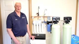 Water Softener Brine Tank Overview