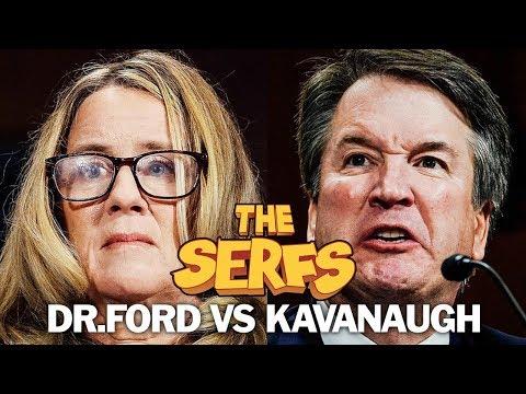 Dr.Christine Ford VS Brett Kavanaugh - (Case Study) 2018