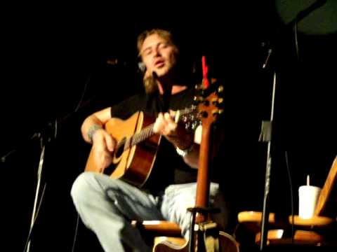 Cutter Lee at The Texas Music Theater - It's On Tonight (Acoustic)