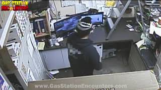 Mr. Gas Station Camera Setter Upper