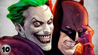 Top 10 Super Villains Who Annoy Batman The Most