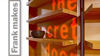 Basement Remodel – Part 6 – Hidden / Secret Door