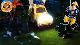 Feuerwehrmann Sam - Nachteinsatz für Toms 4x4 Auto - Spielzeuge für Kinder