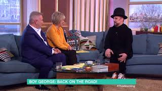 Boy George is Back on the Road With Culture Club | This Morning