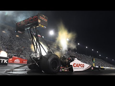 Steve Torrence powers to the top at the #CarolinaNats