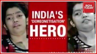 Kolkata Girl Refuses To Accept Black Money As Donation For Her Treatment