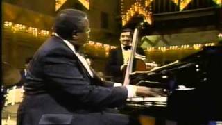 """Oscar Peterson - """"Body and Soul"""""""