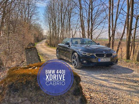 BMW 440i xDrive Cabrio Sportline | POV Drive by UbiTestet