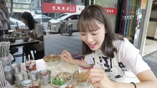 第39話「人気の蚵仔麵線を食べにいくのだ!(去看看有名的蚵仔麵線店)」出演:池端レイナ(池端玲名)