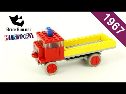 LEGO TOWN 331 Dump Truck - Historical set 1967 - Castle Collection (17/24)
