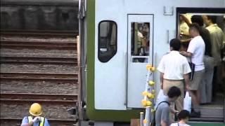 福島臨海鉄道 泉 花火臨時 040808
