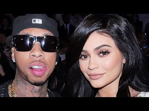 Kylie Jenner & Tyga Split After Blac Chyna Calls Him Gay?
