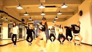 Girls Hiphop   Sujeong Choreography   Peace Dance Studio