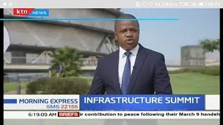 Infrastructure Summit: African countries advised to accelerate infrastructure investment more wisely