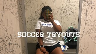 Soccer Tryouts *never Done It Before*