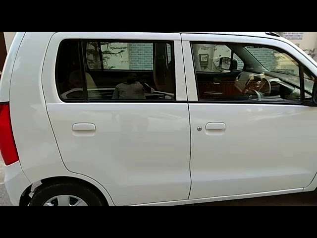 Suzuki Wagon R VXL 2018 for Sale in Islamabad