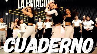 CUADERNO - Dalex   Choreography by Nicole Conte