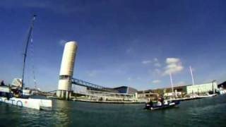 preview picture of video 'Record New York Lorient OCTO'