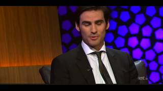 Colin ODonoghue At Late Late Night