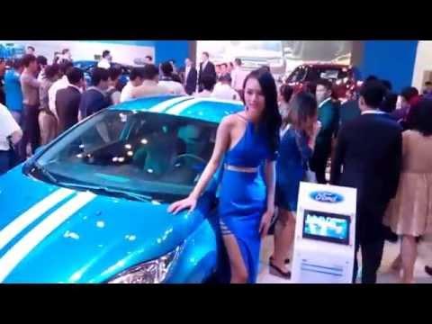 Ford Focus 2016  mới nhất ra mắt tại VMS 2015 | www.carbay.vn