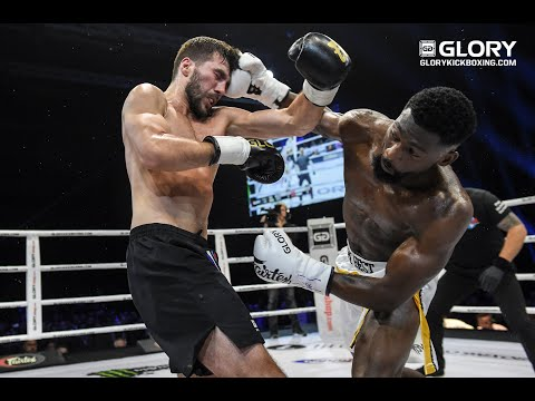 GLORY 66: Cedric Doumbe vs. Alim Nabiyev (Welterweight Title Bout) - Full Fight