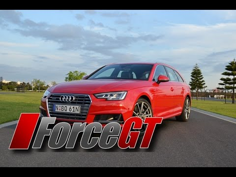 2016 Audi A4 Avant - Walk Around & Interior
