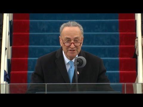 Full interview: Senator Chuck Schumer