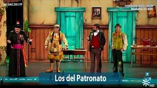 Cuarteto Los del Patronato – Final COAC 2017