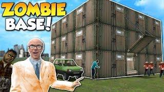 HOW TO SURVIVE ZOMBIE APOCALYPSE!? - Garry