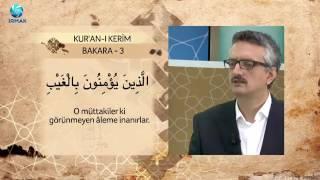 1  Söz   Bismillah  1   Nur Dersleri   Irmak TV   YouTube