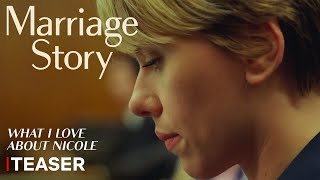 Marriage Story (2019) Video